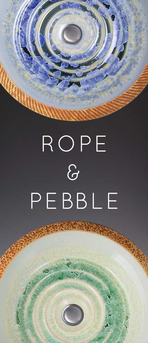 Rope & Pebble Sinks